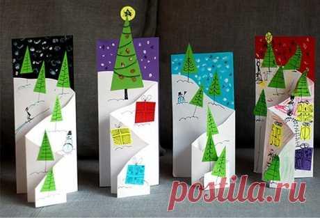 Создаем с детьми новогоднюю сказку