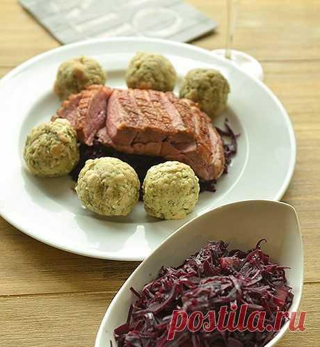 Красная капуста: Немецкая кухня
