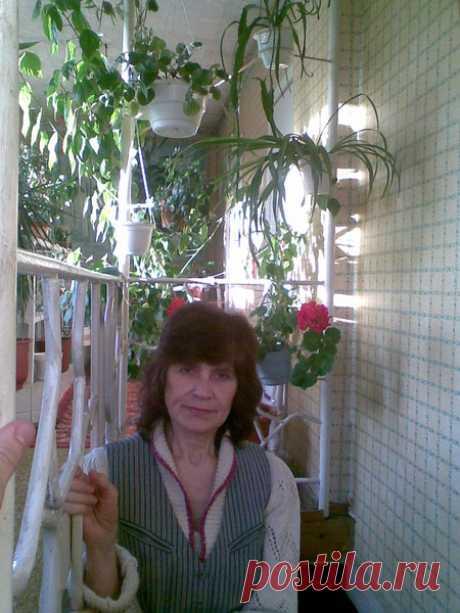 Людмила Цветкова