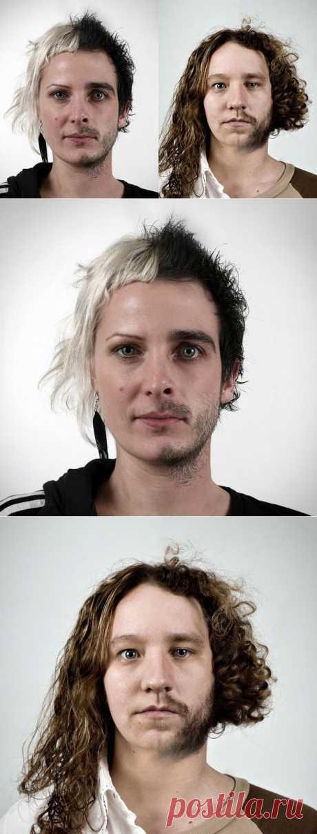 Генетические портреты | Записи Интересные события и факты | УОЛ