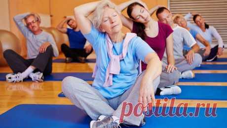 Гимнастика для пожилых: комплекс упражнений для оздоровления