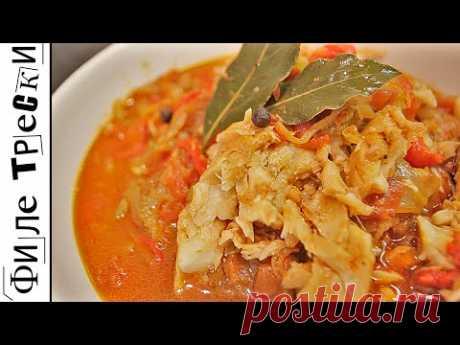 El BACALAO de Samyi ̆ vkusnyi ̆ la receta por 30минут | rukavichki ManifTV