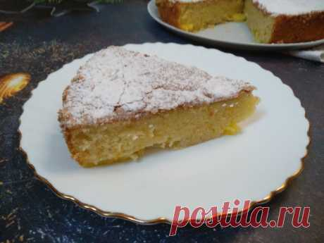 Апельсиновый пирог! Быстро и очень вкусно!   Светлана Миронова   Яндекс Дзен