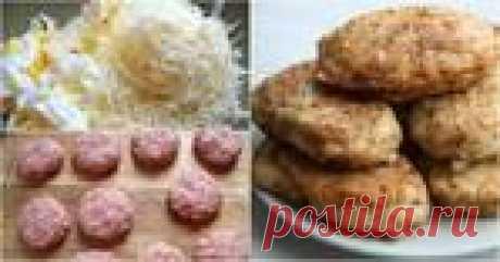 Нежнейшие куриные котлеты с сыром «Птичье молоко»
