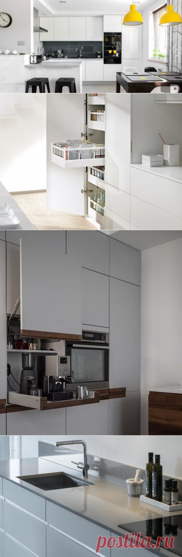 Я дизайнер-проектировщик мебели. И знаете, какую кухню я считаю идеальной? | Мебель своими руками | Яндекс Дзен