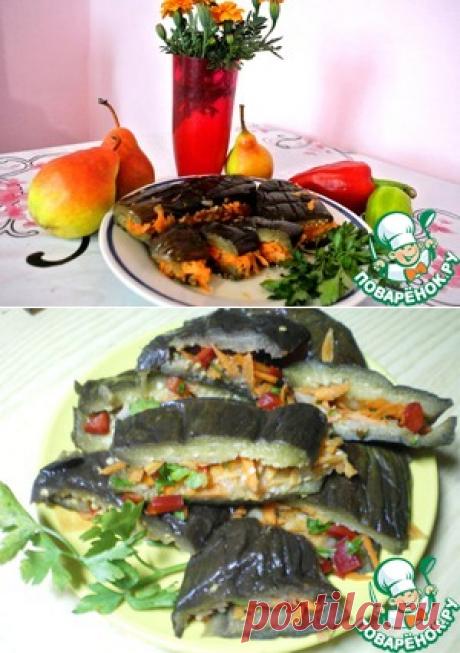 Готовим Баклажаны квашеные с овощами вкусный пошаговый рецепт приготовления с фото