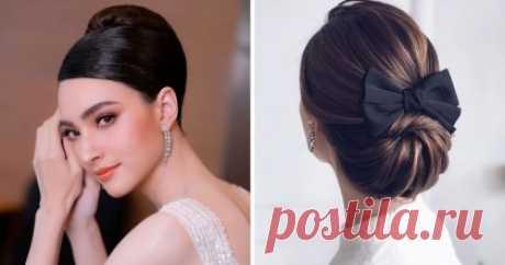 20 лучших вариантов, как сделать шишку из волос. Пошаговая инструкция | Femmie