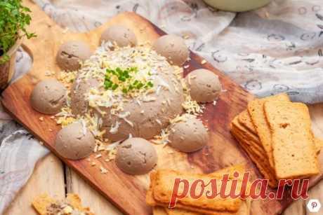 👌 Паштет из куриной печени по-еврейски, рецепты с фото