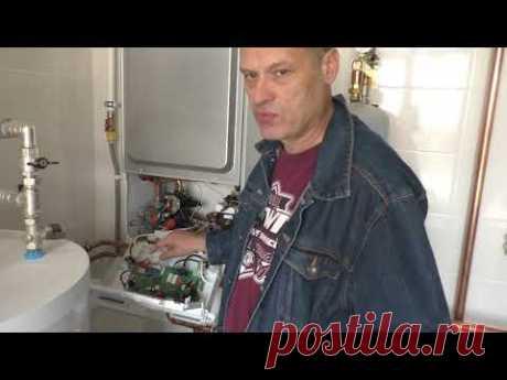 Котельная на оборудовании Protherm с резеврным эл котлом , просто и функционально