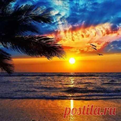 Кипрский закат ...