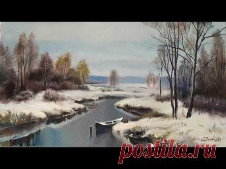 #живопись_онлайн #мастер_класс #живопись #картины  Подборка видео-МК от художника Вячеслава Сучкова