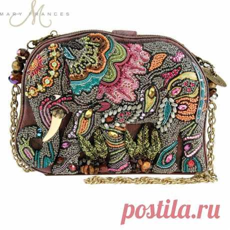 Модные сумочки от дизайнера Mary Frances Shaffer - Ярмарка Мастеров - ручная работа, handmade