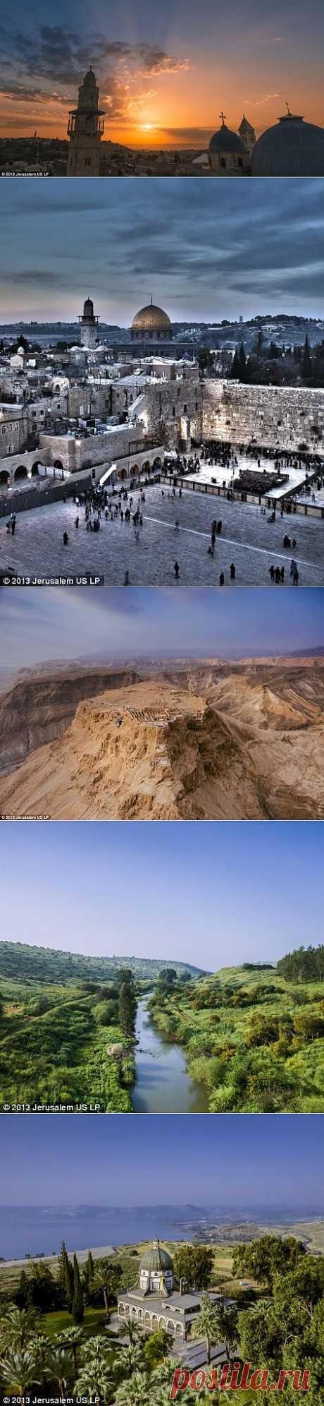 """Фото из фильма """" Иерусалим"""".."""