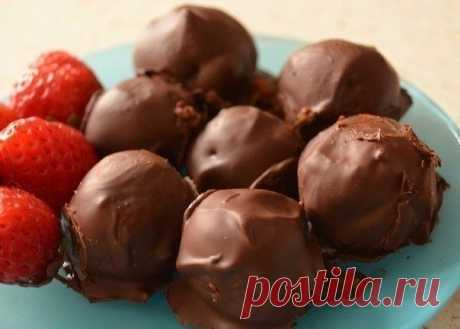 ТОП-5 рецептов домашних конфет