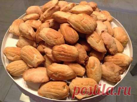 Как приготовить мягкое сметанное печенье - рецепт, ингредиенты и фотографии