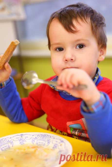 Вкусный суп для маленьких детей | Хитрости жизни