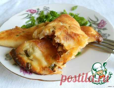 Варшавские пирожки – кулинарный рецепт