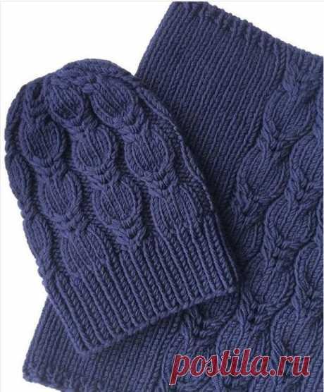 Стильные шапки спицами | Модное вязание | Яндекс Дзен