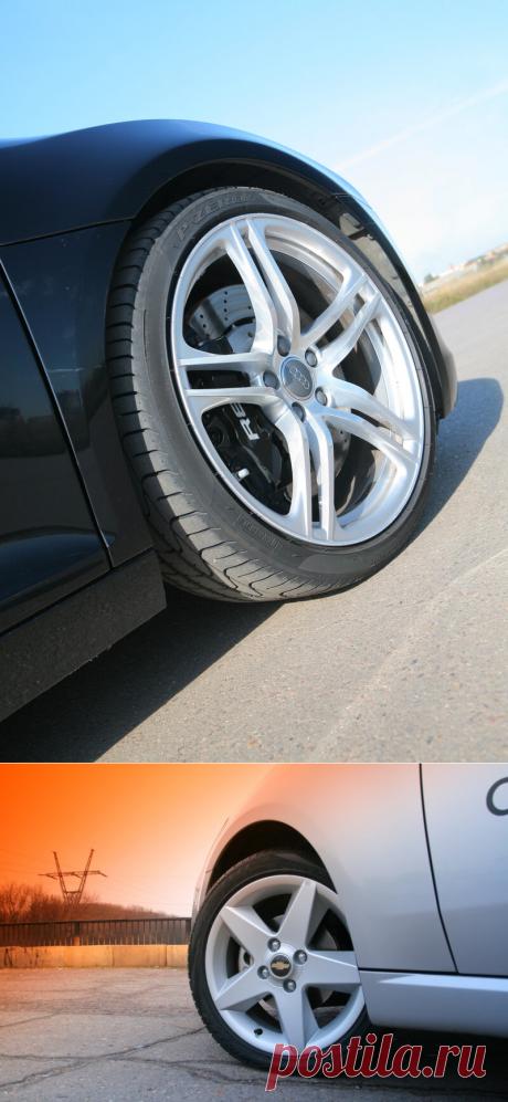 Преимущества и недостатки литых, штампованных и кованых дисков | Автомеханик | Яндекс Дзен