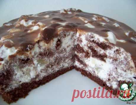 """Торт """"Штучная работа"""" – кулинарный рецепт"""