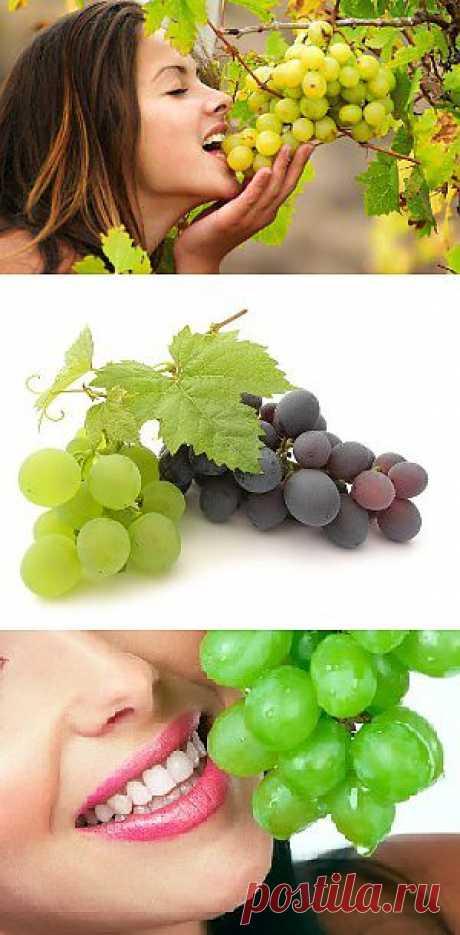Чем полезен виноград. | Твоя Iзюминка
