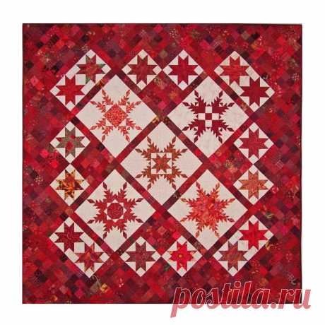 Nancy Mahoney: Journey of a Traditional Quilter - AQS QuiltWeek