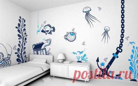 Создание трафаретов для росписи стен своими руками Украшение собственного пространства — это один из оригинальных способов придать поверхностям некоторой значимости, интереса, индивидуализации, вдохнуть неповторимый образ, соединить в единую концепцию с иными декоративными элементами. В настоящее время существует множество способов индивидуализировать пространство, однако, наиболее ошеломляющим среди всех является выполнения декора, используя трафареты для стен.  Такое исп...