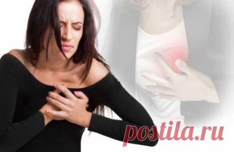 Инфаркт: большинство женщин не знает его симптомы!