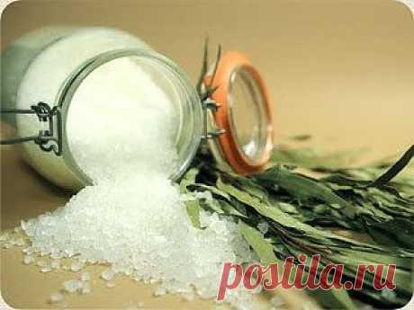Соль для дачников.Соль - вместо химикатов для удобрения..