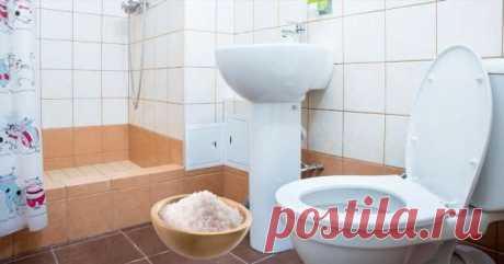 Для чего японцы ставят соль в туалете и почему нам тоже стоит так делать . Милая Я