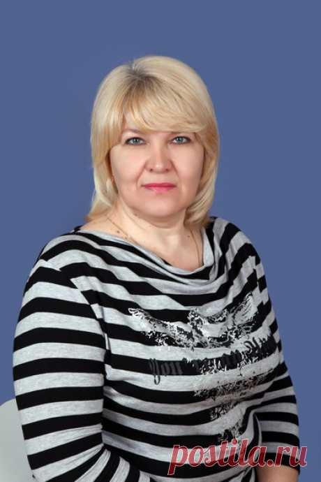 Людмила Строкова