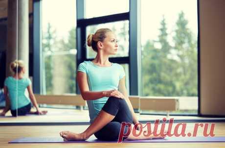 Упражнения калланетики и рацион питания для снижения веса
