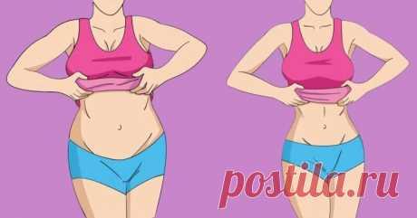 Упражнение «Две утки»: эффективный способ избавиться от жира внизу живота и сбросить до 5 - 10 кг | Худею в 55 | Яндекс Дзен