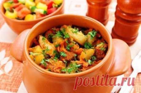 Вкусные рецепты приготовления вторых блюд