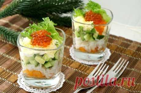 Салат с семгой и горчичной заправкой — Sloosh – кулинарные рецепты