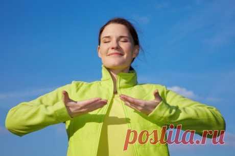 Дыхательные упражнения для быстрого восстановления после ОРВИ и пневмонии
