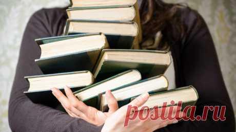 Как правильно избавиться от ненужных книг? Часть 1, теоретическая | Дом и семья