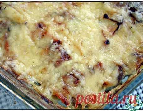 Запеканка из капусты и фарша – кулинарный рецепт