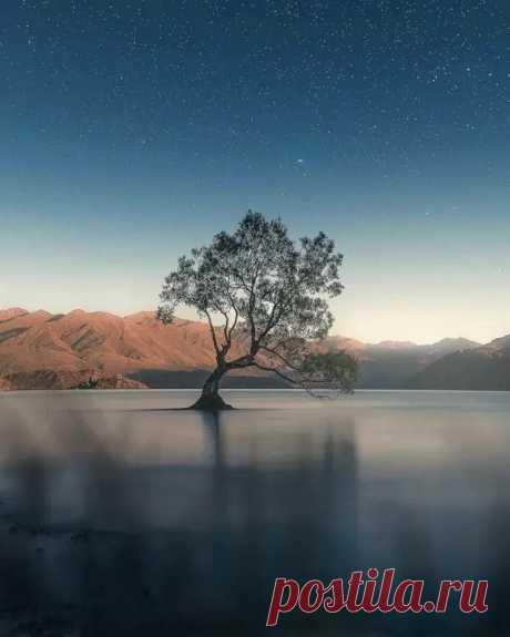 Прекрасные пейзажные фотографии, передающие тишину - ТАЙНЫ ВСЕЛЕННОЙ - медиаплатформа МирТесен