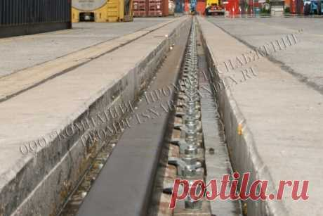 #КреплениеGANTREX  ПромПутьСнабжение. 89870O4541З  Крепежная система Gantrex (производитель -Германия) специально разработана для прямого и непрямого крепления рельсов мостовых кранов, но может также успешно применяться для железнодорожных и легких рельсов. К креплению Gantrex рекомендуем просмотреть импортные рельсы.
