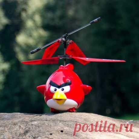Вертолётик Angry Bird. $45 USD
