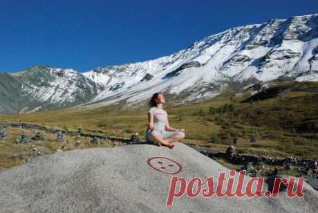 ГОРНЫЙ АЛТАЙ. МЕСТА СИЛЫ.🌍 Аюрведический центр красоты и здоровья «Живая вода»  ГОРНЫЙ АЛТАЙ. МЕСТА СИЛЫ.🌍 ☀ Горный Алтай является местом мощнейшего потенциала положительной энергии. Он находится на стыке четырех великих госуда…