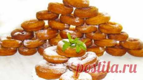 Творожные пончики, которые получаются всегда! — Кулинарная книга - рецепты с фото