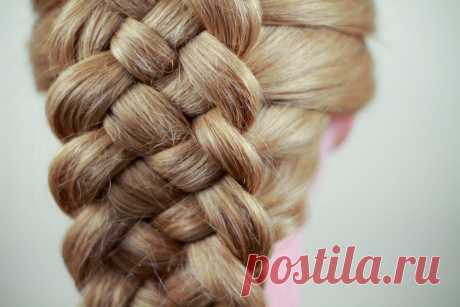 Разные способы плетения кос: вы будете неотразимы — Сделай сам, идеи для творчества - DIY Ideas