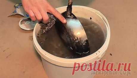 Блестящая сковорода: 7 советов, которые заставят посуду сиять Даже загрязнения средней сложности на сковороде отчистить бывает очень затруднительно.Однако при выборе правильного подхода можно справиться даже с, казалось бы, невыводимыми слоями жира, нагара и рж...