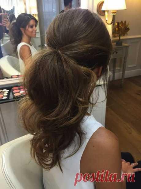 Свадебные прически 2019/2020, прически на длинные волосы