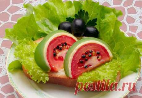 Простые и вкусные бутерброды на праздничный стол пошаговые рецепты с фото от Марины Выходцевой