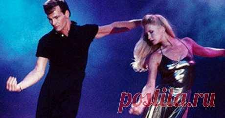 Патрик Суэйзи и его жена станцевали так, что люди помнят танец до сих пор: видео