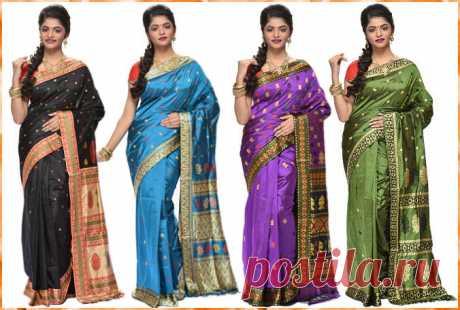 Assam Muga Silk