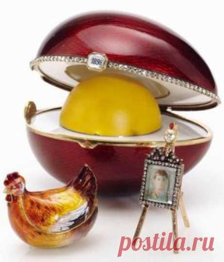 Карл Фаберже - биография, фото, яйца Фаберже, работы великого ювелира